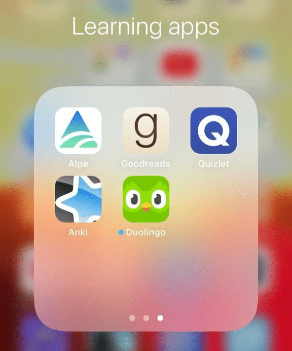 Best learning apps Alpe Audio is probably the best learning app